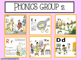 This is the first of two pages for the jolly phonics group 1. Fabulous Jolly Phonics Worksheets Group 2 Image Ideas Jaimie Bleck