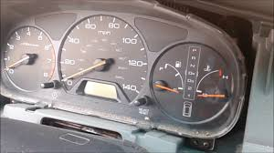 2003 Honda Odyssey Light Bulb Size 99 04 Honda Odyssey Clock And Odometer Cluster Bulb