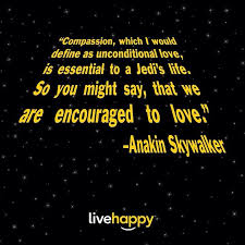 Star Wars Quote Live Happy Live Happy Pinterest Star Wars Impressive Famous Star Wars Quotes