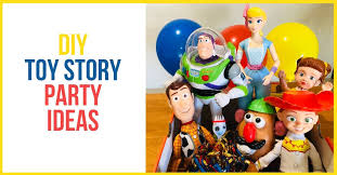 Diy Party Printables Diy Toy Story Party Ideas Parties Made Personal