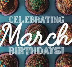Happy Birthday March | WishesGreeting