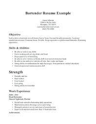 Bartender Resume Skills Best 804 Professional Bartending Resume Resume Skills Resume Skills Serving