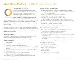 Customer Profile Use An Ideal Customer Profile To Spot Bad Customers Michigan 20
