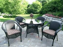 outdoor furniture patio large size of resin wicker sets umbrellas ty pennington replacement cush