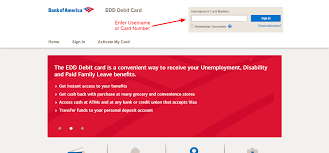 Check spelling or type a new query. Bank Of America Edd Debit Card Online Login Cc Bank