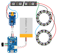 led wiring diagram wiring diagram and schematic 4 best images of car 12v led wiring diagram driving light
