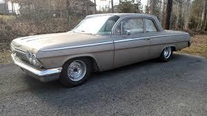 1962 bel air 2 door post patina daily driver cruiser rat rod 61 63 ...