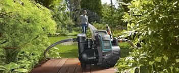 gardena smart home and garden pump 5000