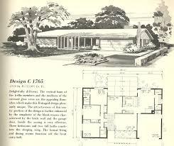 mid century house plans. Contemporary Century Mid Century Modern House Plans Nice Floor And C
