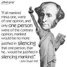 john stuart mill on the right to speech vs ids and the  600 johnstuartmill statueofliberty