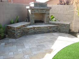 Garden Fireplace Design Plans