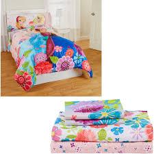 disney s frozen nordic frost kid s bedding bed in bag twin bedding set com