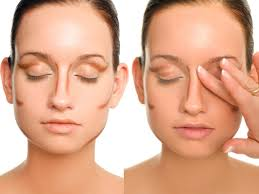 nose shaping contour your nose with makeup