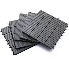 11 mattonelle 30x30 da giardino per esterno pavimentazione giardino grigio