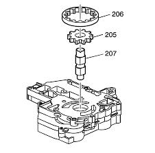Repair instructions pump disassemble 1997 cadillac seville rh repairprocedures 4t80e transmission troubleshooting 4t80e diagram