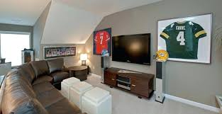 sport corner man cave decor. Sports Decor For Man Caves Elegant And Sophisticated Version Of A Cave  Wall Sport Corner Man Cave Decor