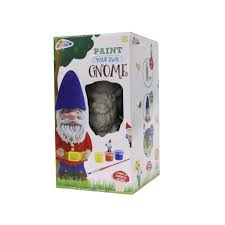 garden gnome painting kit paint your own