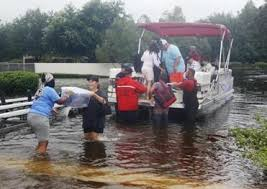 Image result for Images from Houston flood victims