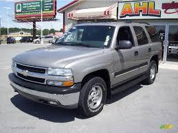 2001 Light Pewter Metallic Chevrolet Tahoe LS 4x4 #12999663 ...