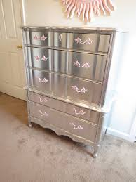 diy metallic furniture. diy aluminum leaf furniture metallic