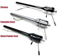1965 1966 mustang paintable ididit steering column 1 shorter 1965 1966 mustang paintable ididit steering column 1 shorter shaft
