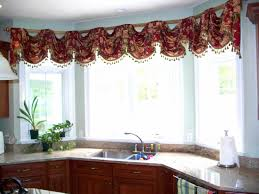 outstanding kitchen curtain patterns including curtains rods awesome and inspirations images valances ideas