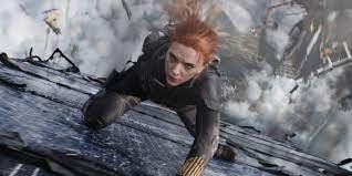 Black Widow is pirated on Torrent sites ...