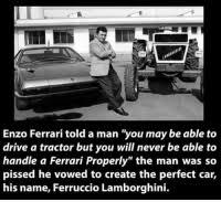 Lamborghini luxury cars have become synonymous. Enzo Ferrari And Ferruccio Lamborghini Story