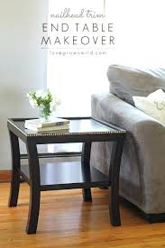 nailhead coffee table give your furniture a high end custom look with trim come see cainhoe