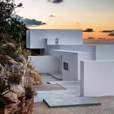 famous modern architecture house. Modren Architecture Silver House By Olivier Dwek Stands On The Forested Hillside Of Greek  Island Zante Inside Famous Modern Architecture T