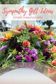 not sure what to give or say to someone who has just lost a loved one here s 7 meaningful sympathy gift ideas hint not flowers