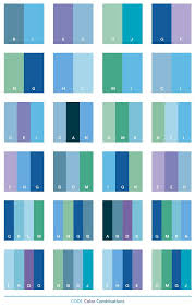 Cool color schemes, color combinations, color palettes for print (CMYK) and  Web