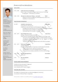 8 International Cv Format Park Attendant
