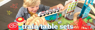 childrens wooden train table train table sets wooden toy train table set kidkraft wooden train play table