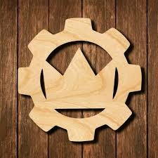 details about crown the empire wooden wall sign logo silhouette decoration cutout