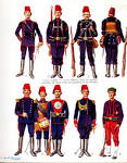 Ottoman Empire Uniforms