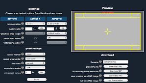 ARRI Alexa Frame Line Composer | The Black and Blue