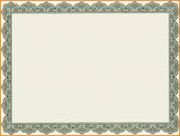 Sample Background For Certificate Certificate Template Dark Green