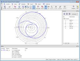 Swr Chart Qwed Software For Electromagnetic Design