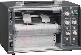 Hioki Chart Recorder Hioki Pr8112 Pen Recorder Tequipment