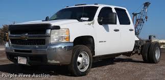 2010 Chevrolet Silverado 3500HD Crew Cab pickup truck cab an...