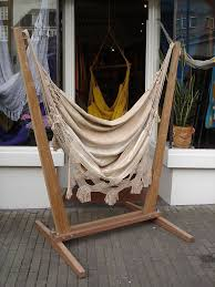 hammock swing chair stand