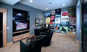 gaming man cave. Gaming Man Cave Awesome Setup Ideas Designing Home Room One Epic Video Game Tour Bedroom .