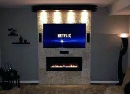 wall mount electric fireplace decorating ideas ed s tv stand