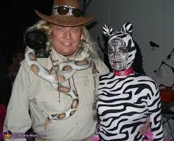 zookeeper costume diy. Plain Diy Zebra And Zoo Keeper Costume In Zookeeper Diy O