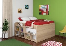 Двуспальная <b>кровать Twist</b> up <b>левая</b> дуб сонома
