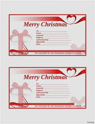 Free Gift Voucher Template For Word Free Gift Certificate Template Word Awesome Gift Certificate