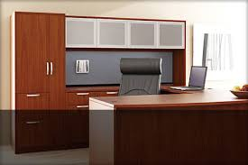 new office desk. Unique New Gorgeous Office Desk And Cabinets Innovative New  Interior Home Design C