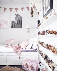 Lovely Pink Room Featuring Our Bunting Garland In Dusty Pink Nana