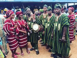 Risultati immagini per aso-oke designs in nigeria
